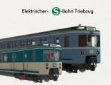 ZEITGEIST-Models 441112 DB S-Bahn Triebzug BR 471 Ep.4