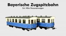 ZEITGEIST-Models 550000 BZB Personenwagen-Set 2-tlg Ep.2-4