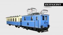 ZEITGEIST-Models 630002 BZB Zugset-Set 2-tlg Ep.2-4