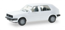 Herpa 012195-006 MiniKit VW Golf II 4t weiß