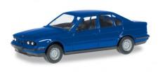Herpa 012201-006 Minikit BMW 5er (E34) ultramarinblau