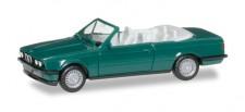 Herpa 012225-004 MiniKit BMW 3er (E30) Cabrio moosgrün