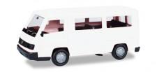 Herpa 012317-004 MiniKit MB 100 D Bus weiß