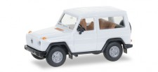 Herpa 012645-007 MiniKit MB G-Modell weiß