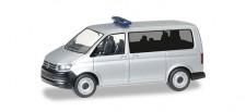 Herpa 012911 MiniKit VW T6 Bus silber-met.