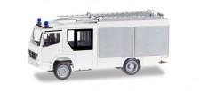 Herpa 012980 Minikit MB Atego Zielger Z-Cab LF20 weiß