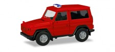 Herpa 013086 MiniKit MB G-Modell rot