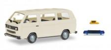 Herpa 013093 MiniKit VW T3 Bus elfenbein