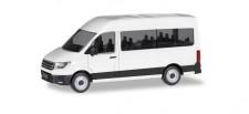 Herpa 013598 MiniKit VW Crafter Bus Hochdach weiß