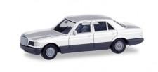 Herpa 013727 MiniKit: MB S-Klasse (W126) weiß