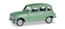Herpa 020190-005 Renault R4 lindgrün