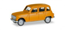 Herpa 020190-006 Renault R4 nazissengelb