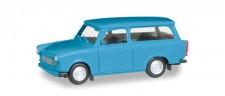 Herpa 020770-005 Trabant 601 S Universal hellblau