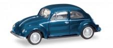 Herpa 022361-006 VW Käfer stahlblau