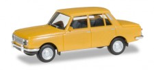 Herpa 022903-003 Wartburg 353 Lim. ockergelb 1966