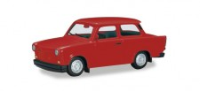 Herpa 027342-003 Trabant 1.1 Lim. indianred