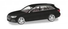 Herpa 028578-002 Audi A4 Avant brillantschwarz