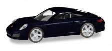 Herpa 028646-002 Porsche 911 Carrera 4 schwarz