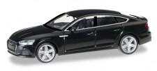 Herpa 028707 Audi A5 Sportback brillantschwarz