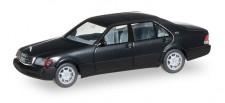 Herpa 028776 MB S-Klasse V12 (W140) schwarz