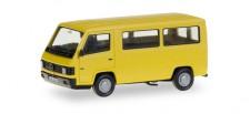 Herpa 028806 MB 100 D Bus gelb
