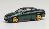 Herpa 033862-002 BMW M3 Coupé British Racing Green