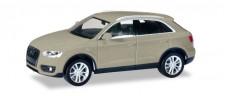 Herpa 034821-004 Audi Q3 cuvéesilber metallic