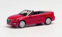 Herpa 038300-002 Audi A3 Cabrio tangorot-met.