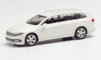 Herpa 038423-005 VW Passat Variant oryxweiß perleffekt