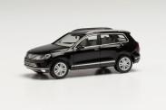 Herpa 038478-002 VW Touareg deep black perleffekt