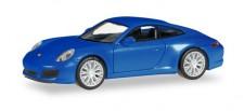 Herpa 038546-002 Porsche 911 Carrera 2 S Coupé saphirblau