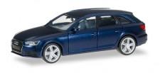 Herpa 038577-002 Audi A4 Avant scubablau