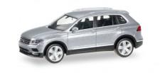Herpa 038607-004 VW Tiguan Tungsten Silver met.