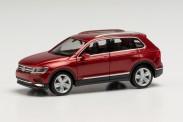 Herpa 038607-005 VW Tiguan Kings Red Metallic