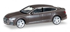 Herpa 038706 Audi A5 Sportback argusbraun-met.