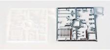 Herpa 051903 Fanfaren Lautsprecher Dachträger
