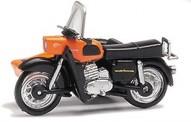 Herpa 053433-005 MZ 250 mit Beiwagen orange