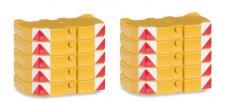 Herpa 053778 Ballastgewichte für Liebherr LR1600/2