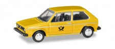 Herpa 066761 VW Golf I Post