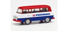 Herpa 066815 Barkas B 1000 Bus Pneumant