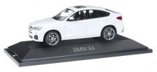 Herpa 070911 BMW X4 mineralweißmet.