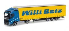 Herpa 071314 Volvo FH GP-SZ Willi Betz