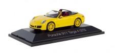Herpa 071499 Porsche 911 Targa 4 GTS racinggelb