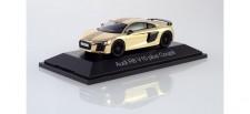 Herpa 071512 Audi R8 V10 plus, gold-glänzend