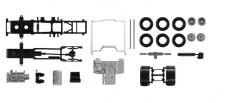 Herpa 084550 FG SZM DAF XF E6 mit Verkleidung