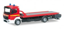 Herpa 091923 MB Atego Plateauabschlepper FW