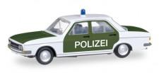 Herpa 092005 Audi 100 Lim. Polizei Niedersachsen