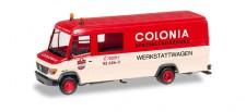 Herpa 092418 MB T2 Vario Lang-Kasten Colonia