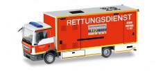 Herpa 092807 MAN TGL S/I-RTW FW Düsseldorf