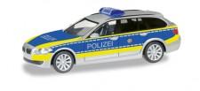 Herpa 092869 BMW 5er Touring (F11) Polizei NRW